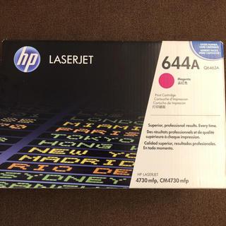 ヒューレットパッカード(HP)のHP ヒューレットパッカード LASERJET 644A Q6463A マゼンタ(PC周辺機器)