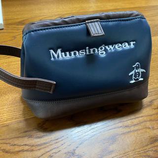 マンシングウェア(Munsingwear)のお値下げしました!マンシングウェア 新品 カートバッグ(バッグ)