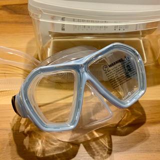 アクアラング(Aqua Lung)の早い者勝ち 新品未使用 AQUALUNG Nina Mask(マリン/スイミング)