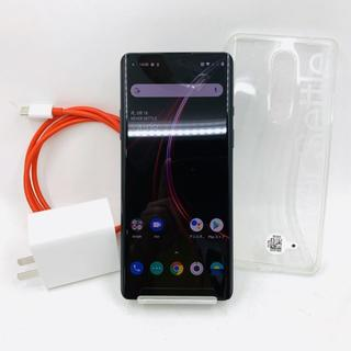 SIMフリー OnePlus 8 8GB 128GB ブラック 557(スマートフォン本体)