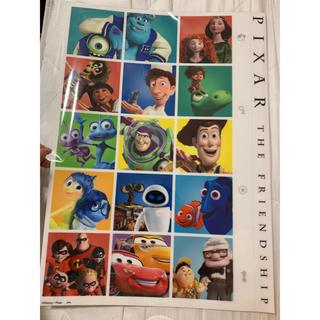 ディズニー(Disney)のディズニーピクサー クリアポスター(ポスター)