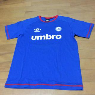 アンブロ(UMBRO)の160 アンブロTシャツ(Tシャツ/カットソー)