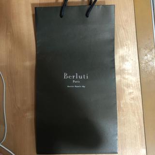 ベルルッティ(Berluti)のberluti ショップ袋(ショップ袋)