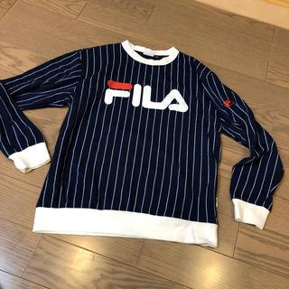 フィラ(FILA)のフィラ ロンT(Tシャツ(長袖/七分))