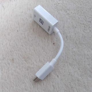エイスース(ASUS)のOTGケーブルUSBAtoMicroB変換ケーブル10cm ASUS純正(PC周辺機器)