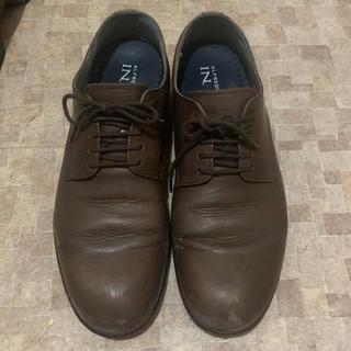 アルフレッドバニスター(alfredoBANNISTER)のalfredoBANNISTER 革靴 25.5センチ(41サイズ)茶(ドレス/ビジネス)