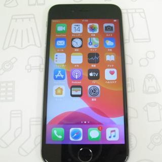 アイフォーン(iPhone)の 【B】iPhone6S/16/SIMフリー(スマートフォン本体)
