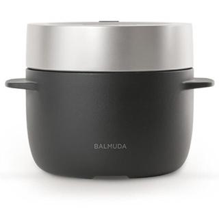 BALMUDA - BALMUDA/バルミューダ 蒸気炊飯器 3合炊き