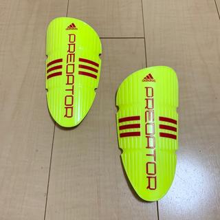 アディダス(adidas)のadidas シンガード すね当て predator プレデター(その他)