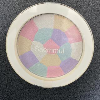ザセム(the saem)のザセム the saem ルミナスハイライター saemmul(フェイスパウダー)