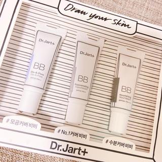 ドクタージャルト(Dr. Jart+)の【新品】Dr.Jart. BBクリームセット(BBクリーム)