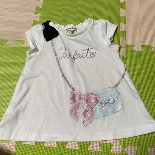 エニィファム(anyFAM)のanyFAM  AラインTシャツ90(Tシャツ/カットソー)