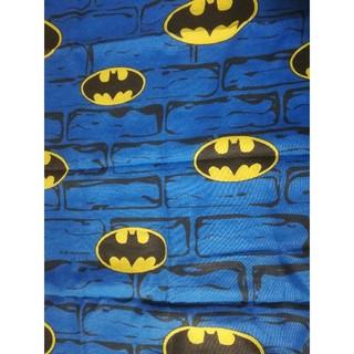 バットマン 枕カバー ピローケース ビンテージ 生地 布 アメコミ USA