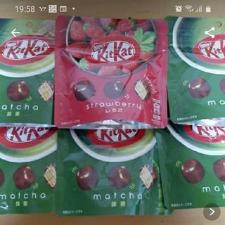 Nestle - KitKat 6袋