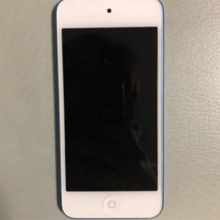 アイポッドタッチ(iPod touch)のiPod touch 第6世代 128GB ブルー(ポータブルプレーヤー)