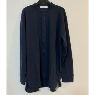 ジェラートピケ(gelato pique)のGELATO PIQUE HOMME カットソー ネイビー Lサイズ(Tシャツ/カットソー(七分/長袖))