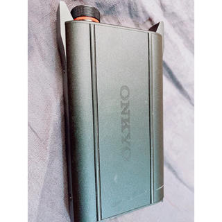 オンキョー ポータブルヘッドホンアンプ dac-ha200(アンプ)