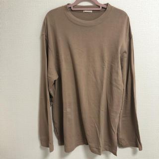 ジーユー(GU)の【GU】ロングスリーブT(Tシャツ/カットソー(七分/長袖))