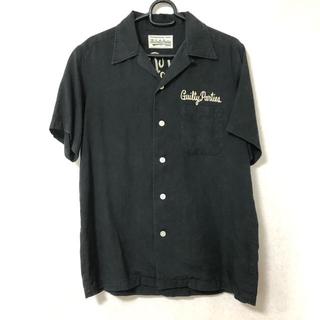ワコマリア(WACKO MARIA)のWACKO MARIA オープンカラーシャツ S(シャツ)