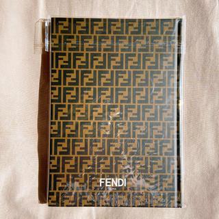 フェンディ(FENDI)のSPUR付録 FENDIノート(ノート/メモ帳/ふせん)