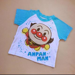 バンダイ(BANDAI)のアンパンマン Tシャツ 80cm kidsベビー(Tシャツ)
