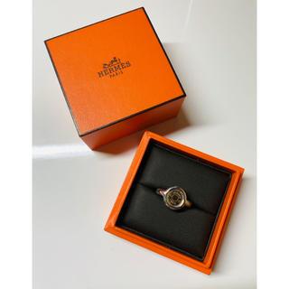 エルメス(Hermes)のHERMESセリエ☆リング☆エルメス☆指輪☆SV925☆K18☆ヴィンテージ(リング(指輪))