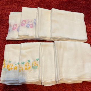 ニシマツヤ(西松屋)の布オムツ8枚セット(布おむつ)