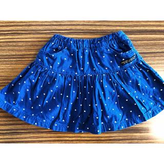 エフオーキッズ(F.O.KIDS)のF.O.KIDS インパン付きスカート 110(スカート)