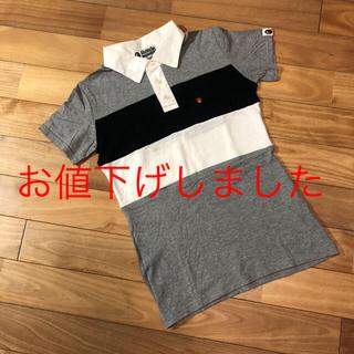 アベイシングエイプ(A BATHING APE)のABathingApe アベイシングエイプ ポロシャツ(ポロシャツ)