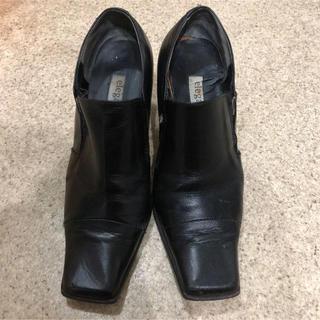 エレガンスヒミコ(elegance卑弥呼)のelegance卑弥呼 革靴 24cm(ハイヒール/パンプス)