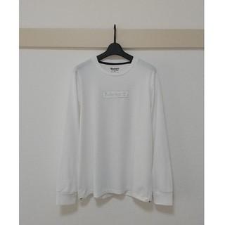 ティンバーランド(Timberland)のティンバーランド ボックスロゴ ロングスリーブ(Tシャツ/カットソー(七分/長袖))