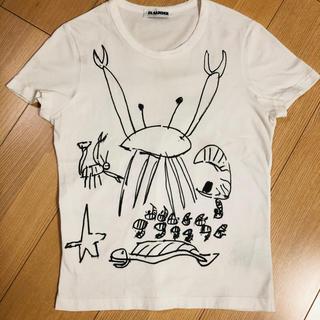 ジルサンダー(Jil Sander)の◆JIL SANDER◆ レア半袖Tシャツ(Tシャツ(半袖/袖なし))