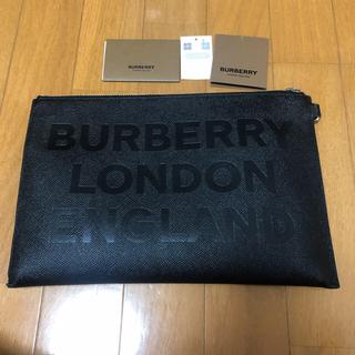 BURBERRY - Burberry クラッチバック