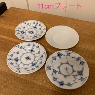 ロイヤルコペンハーゲン(ROYAL COPENHAGEN)のロイヤルコペンハーゲン小皿4点 (食器)