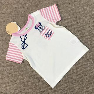 ミニー Tシャツ 90(Tシャツ/カットソー)