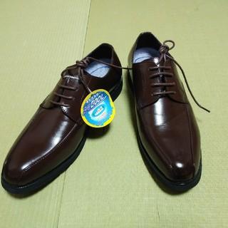 アスビー(ASBee)の❬メロン様専用❭ASBee ビジネスシューズ 革靴 24.5サイズ 未使用(ドレス/ビジネス)