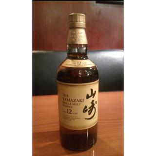 サントリー(サントリー)の山崎12年×4本(ウイスキー)