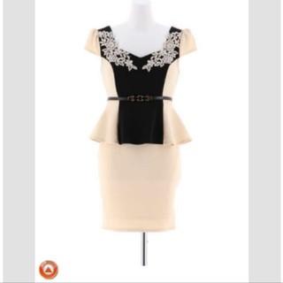デイジーストア(dazzy store)の【美品】キャバ ドレス(ナイトドレス)