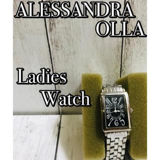 アレッサンドラオーラ(ALESSANdRA OLLA)の動作未確認 未使用 alessandra olla 腕時計(腕時計)