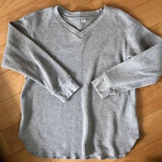 UNIQLO - ユニクロ ワッフル Tシャツ