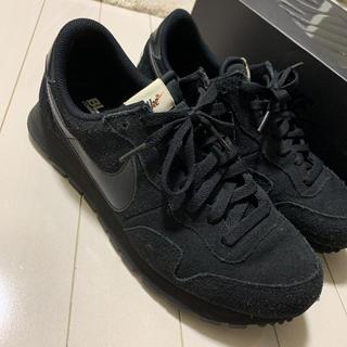 ブラックコムデギャルソン(BLACK COMME des GARCONS)のNIKE BLACK COMME des GARCONS コラボ スニーカー(スニーカー)
