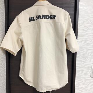ジルサンダー(Jil Sander)のJil sander 20ss スタッフシャツ(シャツ)