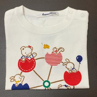 ファミリア(familiar)のfamiliar★おはなしTシャツ★遊園地(その他)