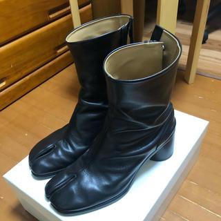マルタンマルジェラ(Maison Martin Margiela)のMaison Margiela 足袋ブーツ サイズ42(ブーツ)