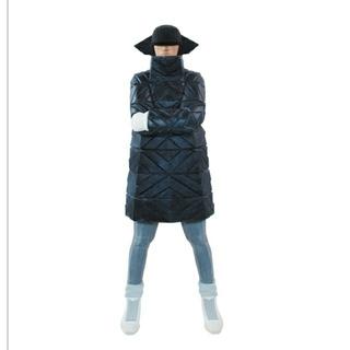 メディコムトイ(MEDICOM TOY)のB-GIRL Down Jacket NAGAME BLACK(彫刻/オブジェ)