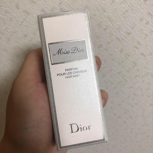 Dior(ディオール)のミスディオール ヘアミスト 30mL コスメ/美容のヘアケア/スタイリング(ヘアウォーター/ヘアミスト)の商品写真
