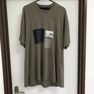 ユリウス(JULIUS)のNILoS LIMITED カットソー Brown Karki 1(Tシャツ/カットソー(半袖/袖なし))