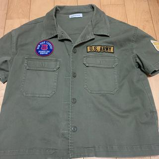 ウィゴー(WEGO)のジャケット(ミリタリージャケット)