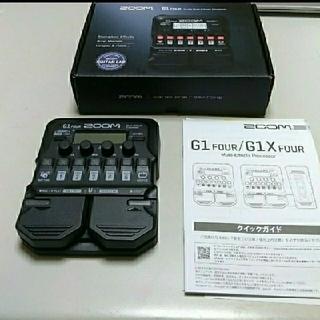 ズーム(Zoom)のZOOM / G1 FOUR ギター用マルチエフェクター(エフェクター)
