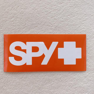 スパイ(SPY)の【 新品 SPY スパイ ステッカー 】(アクセサリー)